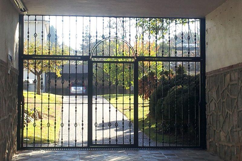 Puertas basculantes Mallorca